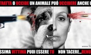 Evento Link-Italia a Foggia. Connessione tra violenze sugli Animali e violenze sugli Umani.